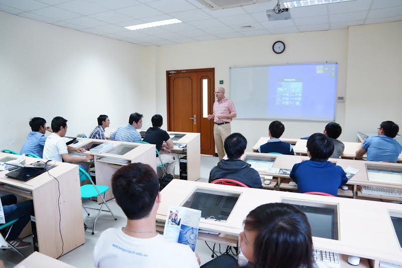 Học công nghệ thông tin cơ bản